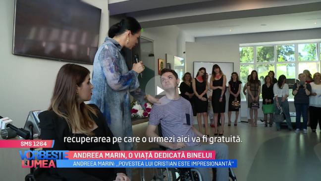 Andreea Marin la ProTV, La Maruta, mai 2018 - o viata dedicata binelui!